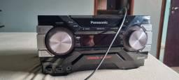 Título do anúncio: Micro system Panasonic SA-AKX660