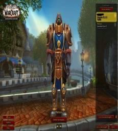 Título do anúncio: world of warcfrat personagem item level 209,incluso tempo de jogo 4 meses-shadowlands