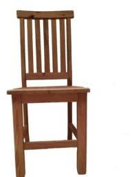Cadeiras, banquetas altas ,mesas e todo tipo de móveis rústicos, 12x sem juros