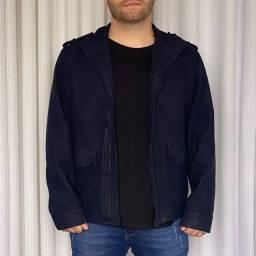 Título do anúncio: Casaco lã batida | tamanho M