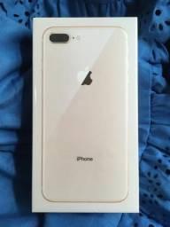 Apple iPhone 8 Plus 64gb Original Apple Anatel com Nota fiscal