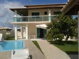 6 Suites, Jauá, Piscina, Condomínio Fechado, Próximo a Praia