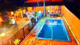 Casa de piscina para eventos