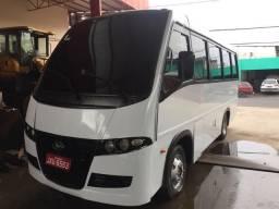Vendo ou Troc Micro Ônibus Volare V8 08/08 23 Lugares com Ar-Condicionado - 2008