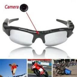 Óculos de sol com câmera bom para praticar esporte