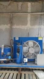 Unidade Condensadora Danfoss 5,5HP