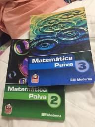 Matemática Paiva Volumes 2 e 3
