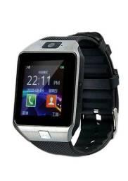 Relógio Smart Watch MP3, MP4 e Câmera 2.0 MP