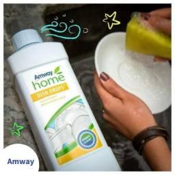 Detergente Ecológico Dish Drops Amway