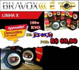 """Par AF Bravox 6"""" 100w"""