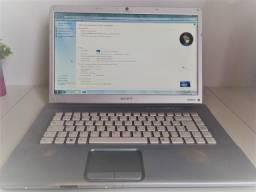 Notebook Sony Vaio Pentium Dual-core 4gb 2.00ghz Usado