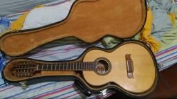 Viola Caipira - Luthier Adilson Dias