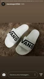 Sandálias 50 reais com a entrega