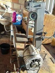 Lixadeira de sinta para cutelaria
