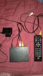 Conversor controle e cabo
