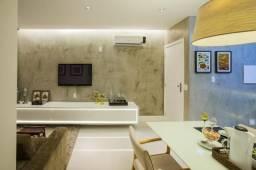 Transfiro excelente apartamento no Ed. Bossa Nova Residence