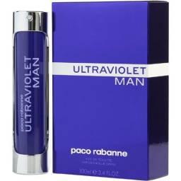 Perfume Ultraviolet 100 Ml Masculino Paco Rabanne - Original Lacrado