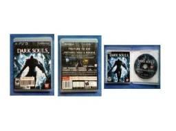 PS3 jogo Dark Souls 1 (mídia física) usado