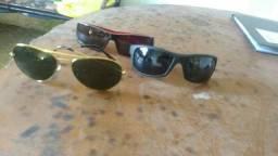 Óculos de sol vários modelos