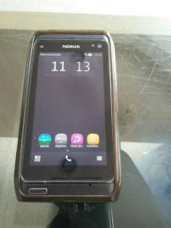 Celular nokia N8 60 reais, entrego no metrô