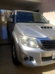 Hilux 12/12 manual 3.0. 4/4 diesel - 2012