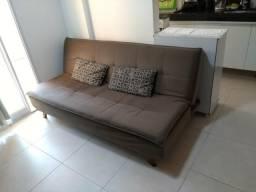 Sofá Cama semi novo R$690,00
