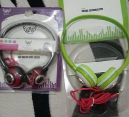 Headphone. / 2por R$