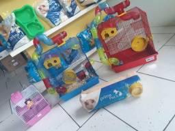 Acessórios para Hamster