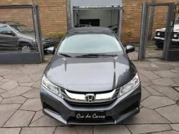 Honda city lx 1.5 Flex 2017 automático 21 mil km na garantia de fábrica - 2017