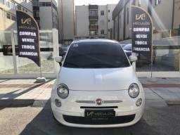 Fiat 500 Cult 1.4 Flex c  Teto - 2015