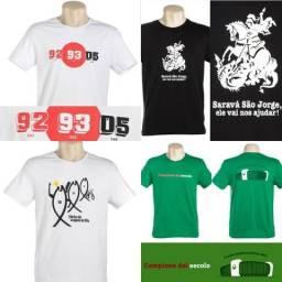 Kit 10 camisetas de futebol por r 150 b95f39b6a48d2