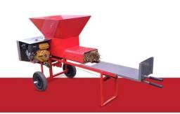 Máquina Ensacadora e Compactadora de silagem - Motor elétrico ou a gasolina