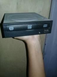 Gravador de CD/DVD PC (Novo) Vendo ou Troco