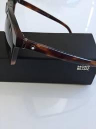 d9b243201ffdd Óculos De Sol Original Mont Blanc