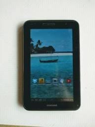 Tablet Samsung 3G. faz ligação também tela 7.0