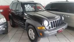 Jeep Cherokee Sport 3.7L Aproveite está oferta - 2006