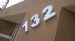 Números p casa em AÇo Inox brilhoso ou branco com preço de fábrica 79 9 9975 5123