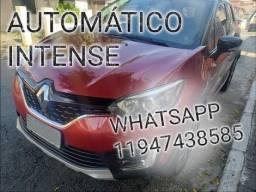 Renault captur 2.0 16v hi-flex intense - 2018
