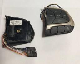 Controle de som e pedal shift para jeep renegade instalado