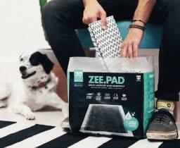 Esse é o Zee.Pad - Tapete Higiênico para Cachorros - Oferta Imperdível