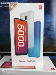 Natal Xiaomi! Redmi 8A dual ... NOVO LACRADO COM GARANTIA e entrega hj