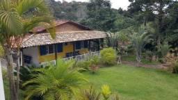 Fazendinha com 6 hectares em Caete/MG. Local tranquilo e muito bem cuidado, casa sede, lag