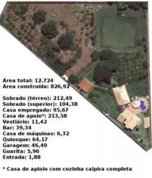 Rural chacara com 3 quartos - Bairro Parque Maracanã em Goiânia
