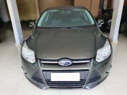 Ford Focus 1.6 S Cinza 2014 Automático - 2014