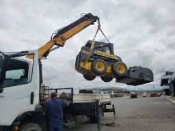 Locação de equipamentos Obras Terraplanagem