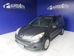 207 2008/2009 1.6 SW XS 16V FLEX 4P AUTOMÁTICO - 2009