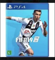 Jogo Fifa 19 Play Station 4