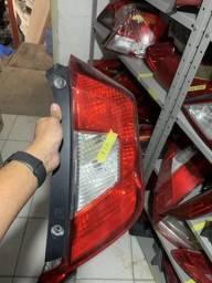 Lanterna traseira direita do Honda fit