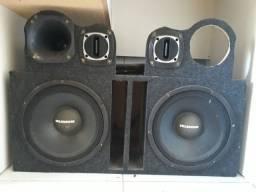 A Caixa de som