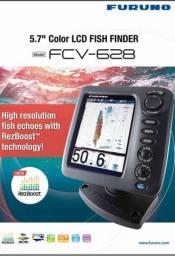 Eco Sonda (eco Batímetro) Furuno Fcv-628 (NOVO)